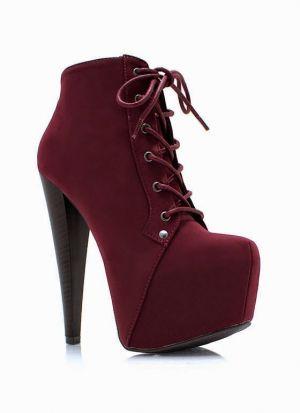 botines de moda de mujer