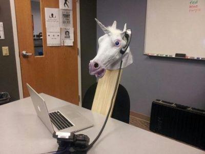Aqui Unicorn Enterprises al habla