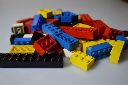 Escultor de Lego