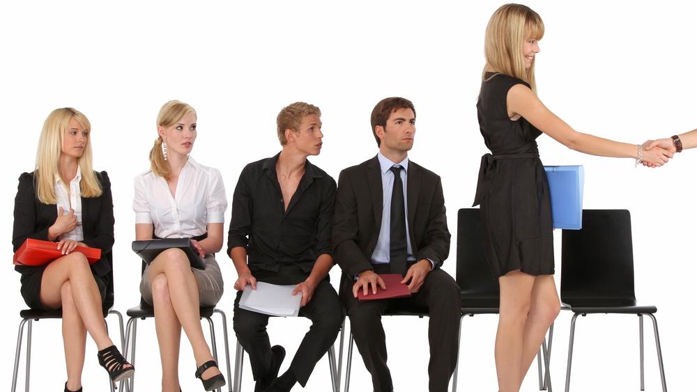 preguntas, oficina, entrevista de trabajo