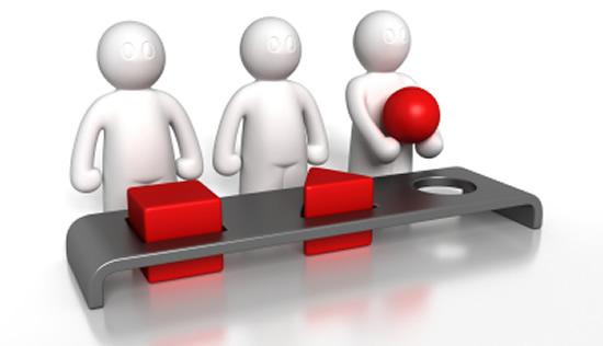 Trabajo y tipos de contratación