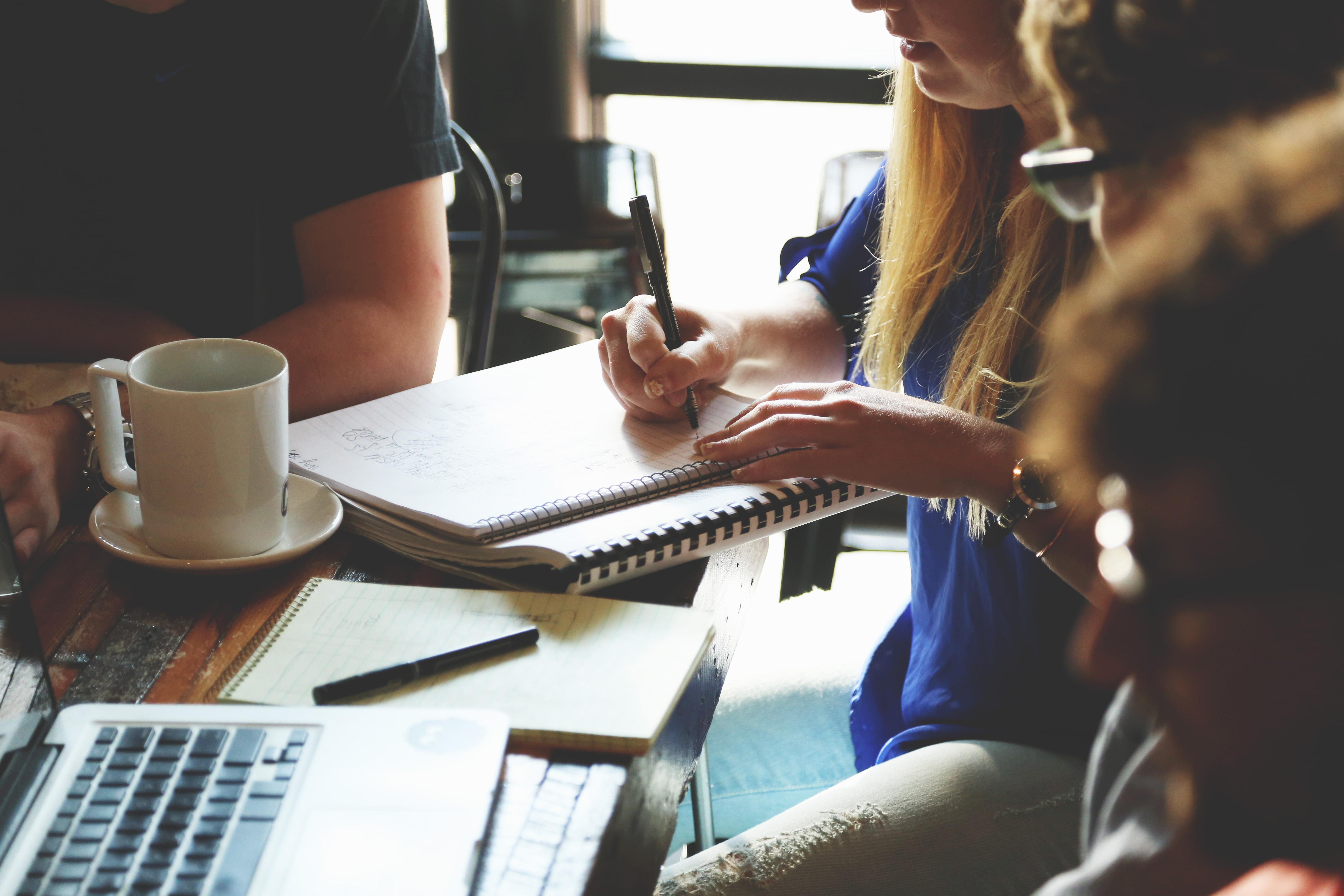 trabajo en equipo, grupo de trabajo, empleados, tareas