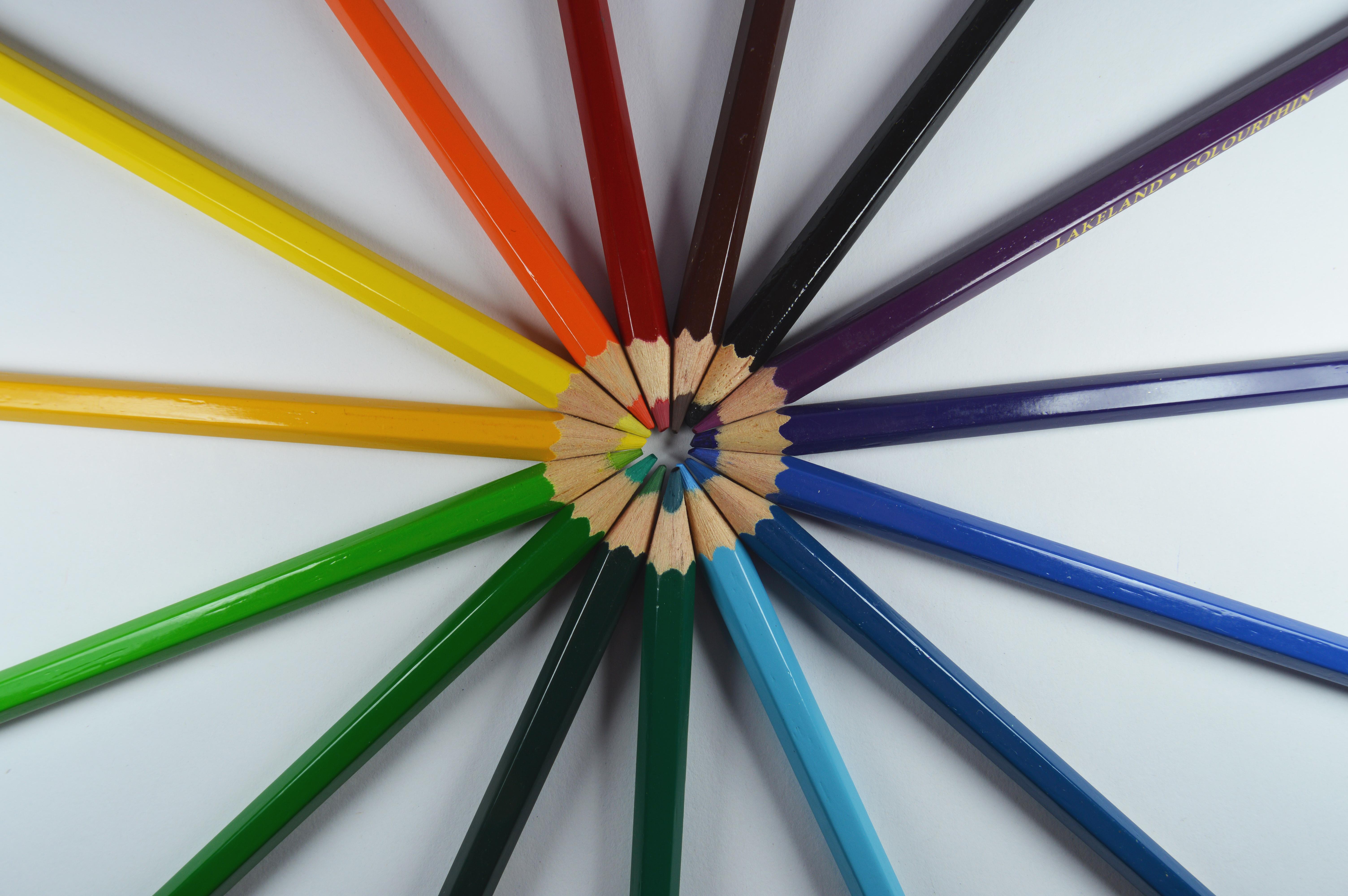 trabajo, creatividad, color, impresiones artísticas,