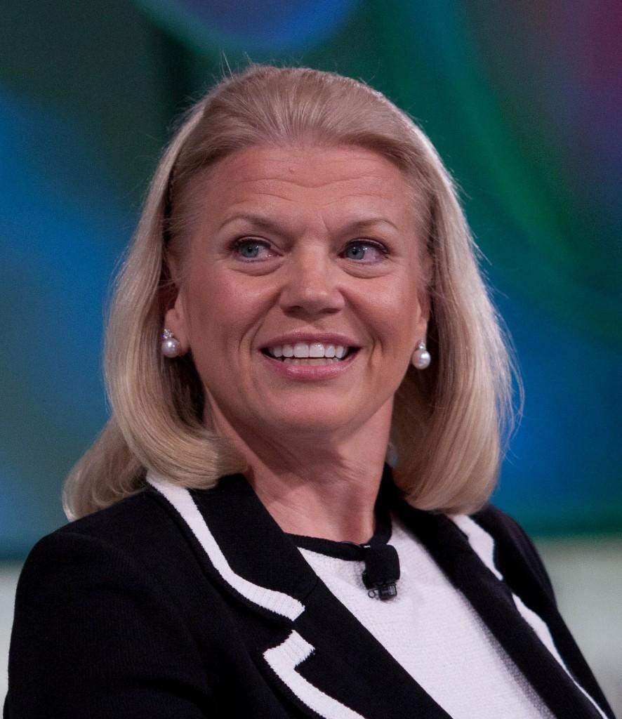 virginia rometty, ceo ibm, mujer emprendedorea, mujer ceo, mujer mundo de los negocios, feliz dia de la mujer