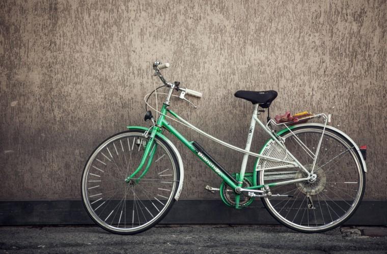 ir al trabajo en bicicleta