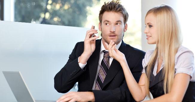 trabajo, relaciones en el trabajo, relación sentimental en el trabajo, tener pareja en el trabajo