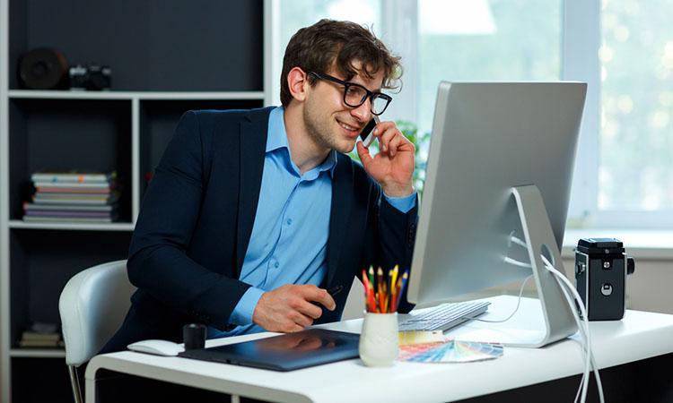 Así puedes ser un empleado productivo si tienes un teletrabajo