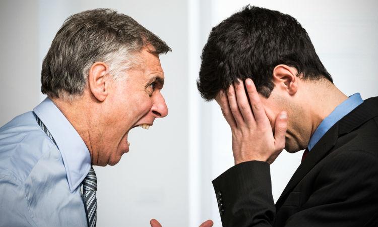¿Qué les molesta a las personas de sus jefes?