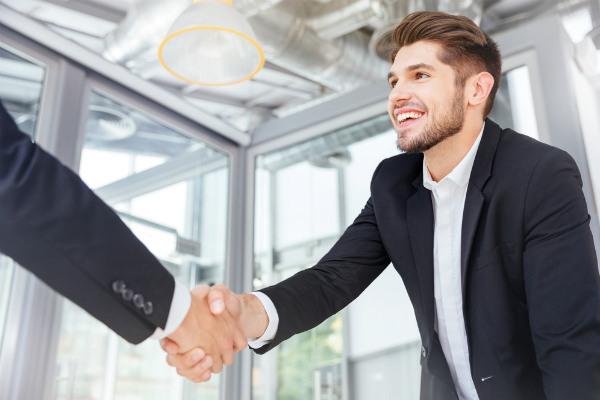 Cuando finalizas la entrevista