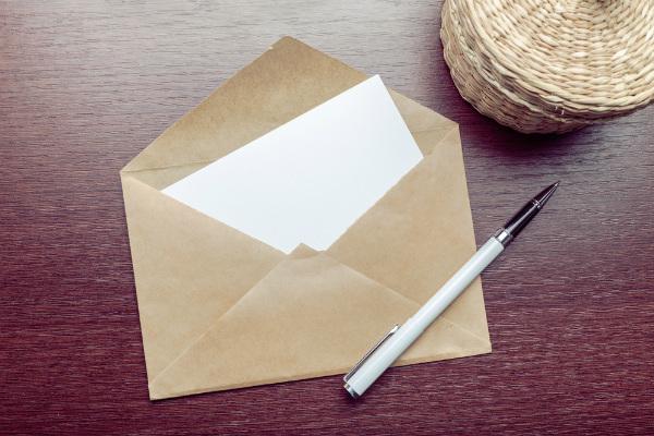 Envía carta física
