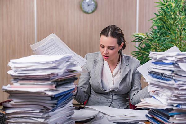 Si tienes estos síntomas es posible que debas buscar un nuevo empleo