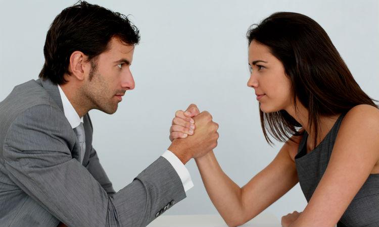 Actitudes para que te traten de igual a igual en el trabajo. ¡Reducirás las rivalidades!