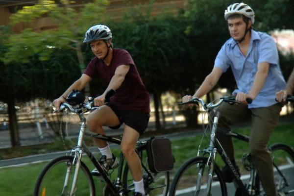 ¿Te gustaría tener un nuevo trabajo? Hay lugares en los que puedes ir en bicicleta